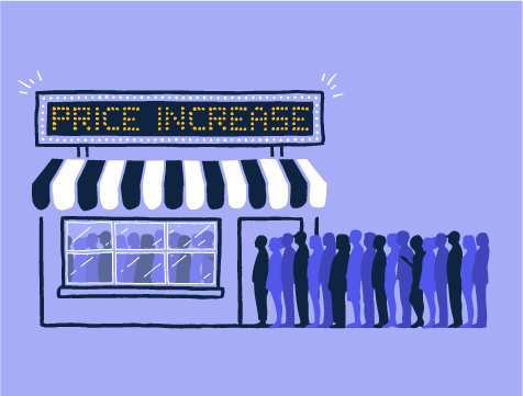 How to Announce a Price Increase Without Losing Sales