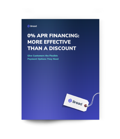 0% APR Financing: More Effective Than a Discount